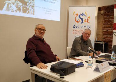 Agustín Redero Bellido y Luis Gutiérrez Barrio