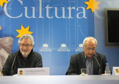 Agustín Remesal y Luis Andrés Marcos