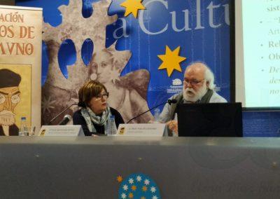 Pilar Hernández Romeo y Félix Maraña Sánchez