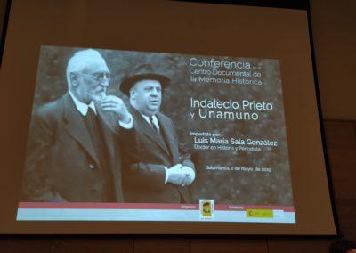 Indalecio Prieto y Unamuno