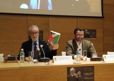 Francisco Blanco y Luis María Sala González