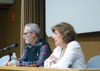 Trancisco Blanco e Isabel Muñoz