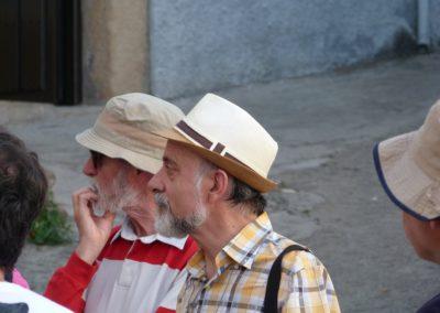 Excursión Amigos de Unamuno a las Hurdes