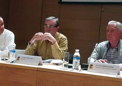 Raimundo Cuesta y Luis Gutiérrez