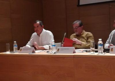 Sergio del Molino y Raimundo Cuesta