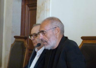J.A.  Hernández Sayagués y Pollux Hernúñez