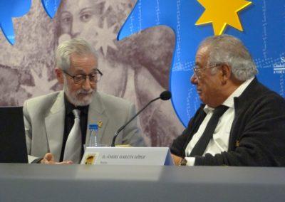 Francisco Blanco Prieto y Ángel García López