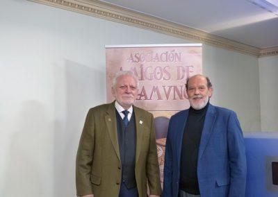 Emiliano Jiménez y Luis Mariano Esteban