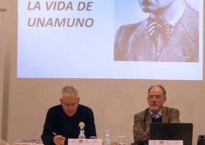 Luis Gutiérrez Barrio y Agustín B. Sequeros