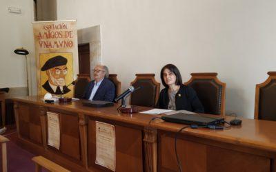 Conferencia: «Unamuno y María Zambrano» y homenaje del 29 de septiembre